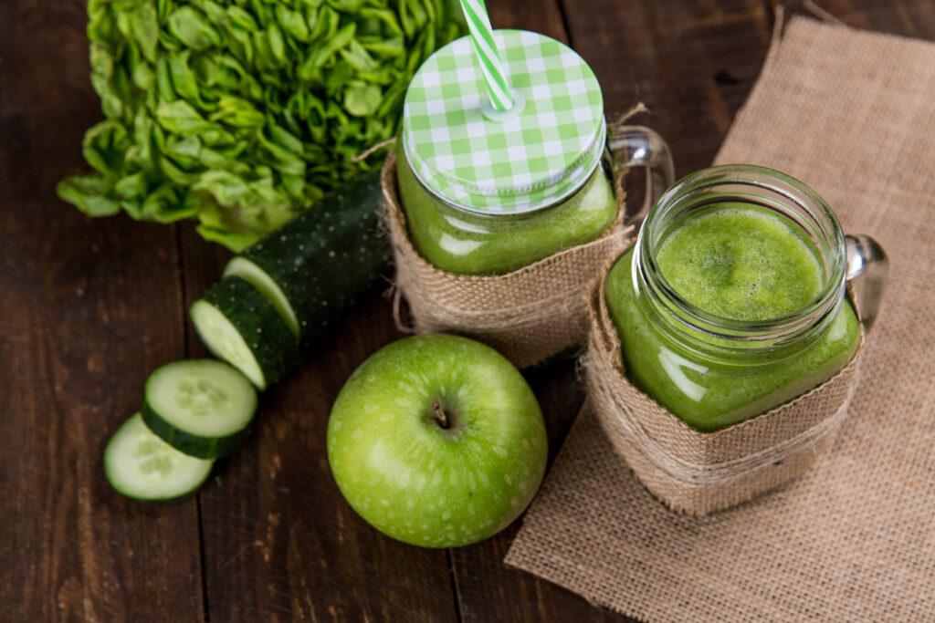 Benefits of  drinking green juice